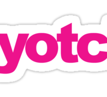 Mean Girls - Byotch Sticker
