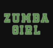 Zumba T-Shirt - Dance Clothing by deanworld