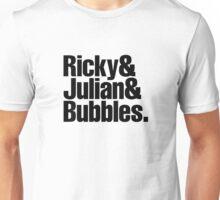 Ricky Julian Bubbles Unisex T-Shirt