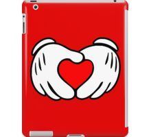 Love fingers. iPad Case/Skin