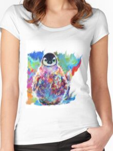 I can fly Women's Fitted Scoop T-Shirt