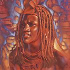 'Himba Woman' by Pauline Adair