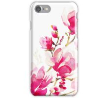 Floral whimsy iPhone Case/Skin