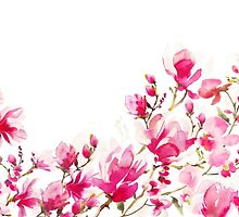 Floral whimsy by Nicole Onslow