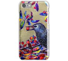 Berry Bird iPhone Case/Skin