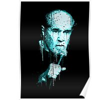 George Carlin Poster