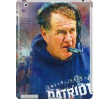 Legend Bill Belichick New England Patriots iPad Case/Skin