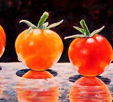 Tomatoes by Connie Desaulniers
