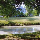 Kentucky Horse Park Pond by HungarianGypsy