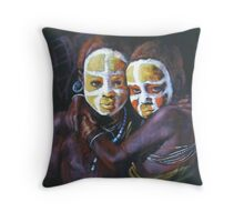 'Big Brother' Throw Pillow