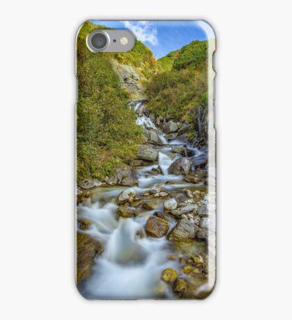 The Zillergründl near Mayrhofen iPhone Case/Skin
