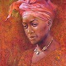 'Pink Turban' by Pauline Adair