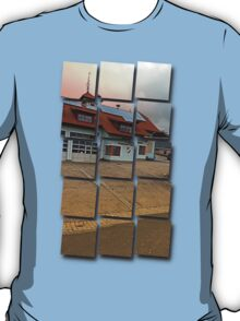 The firestation of Waldburg | architectural photography T-Shirt