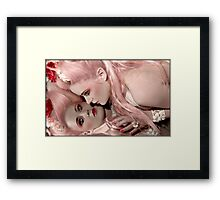 Empress II Framed Print