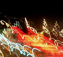 Dancing Lights by Laurie Puglia