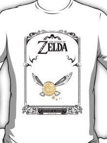 Zelda legend - Fairy Navi doodle T-Shirt