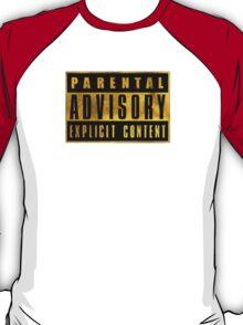 WARNING - GOLD EDITION T-Shirt