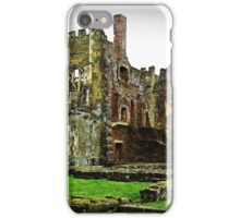 """""""imagine Henry the viii sitting in this great Hall"""" iPhone Case/Skin"""