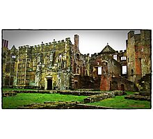 """""""imagine Henry the viii sitting in this great Hall"""" Photographic Print"""