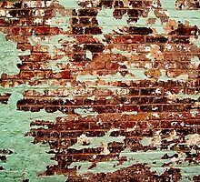 Brick Grunge by RichCaspian