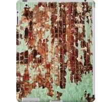 Brick Grunge iPad Case/Skin
