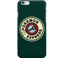 Pokemon Express iPhone Case/Skin
