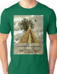 Endamgered Eucalyptus Viminalis Unisex T-Shirt