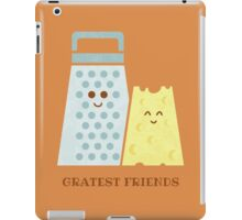 Cheesy Friendship iPad Case/Skin