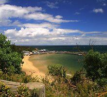 Half Moon Bay  Black Rock  Victoria  Australia by bayside2