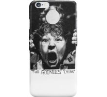 The Goonies - Chunk iPhone Case/Skin
