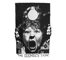 The Goonies - Chunk Photographic Print