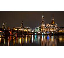 Dresden - The capital of Saxony, Germany (I) Photographic Print