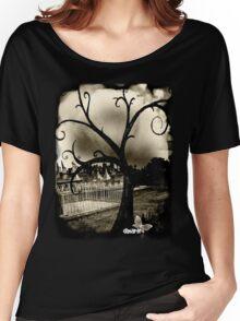 stillness speaks Women's Relaxed Fit T-Shirt