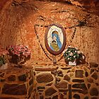 Underground Church - Coober Pedy by Hans Kawitzki