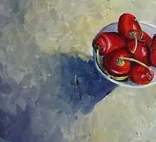 Siete Chillis by Sarah  Mac