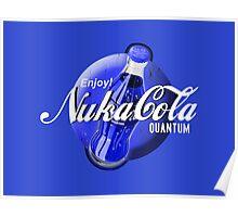 Nuka Cola Quantum Fallout Poster
