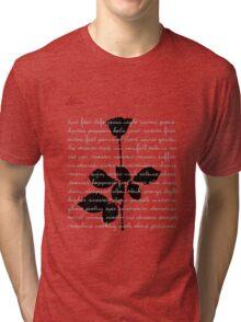 Grey Violator I Tri-blend T-Shirt
