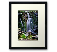 """Phantom Falls"" Framed Print"