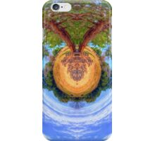 Oldtree world iPhone Case/Skin