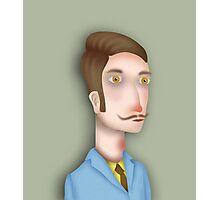 Man portrait Photographic Print