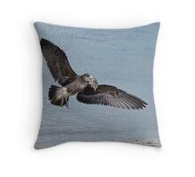 Seabird....... Throw Pillow