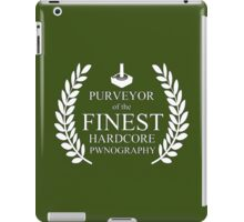 Purveyor of PWN iPad Case/Skin
