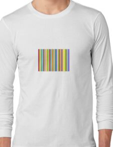 Colours Long Sleeve T-Shirt