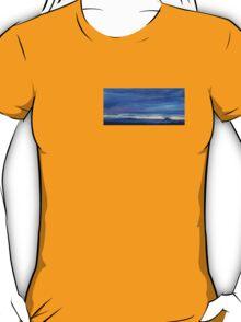 Sunset Over The European Alps T-Shirt