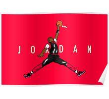 Jordan V3 Poster