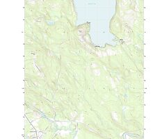 Maine USGS Historical Map Milo North 20111207 TM by wetdryvac