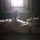 Tomb of Luis Vaz de Camoes in Jeronimos Monastery Nr. 1 by Silvia Neto