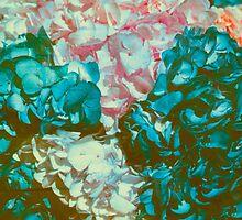 Neil Krug's Hydrangeas Lana Del Rey Ultraviolence by emla