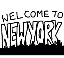 Welcome to New York by SweetObsessives