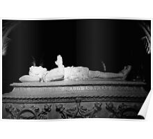 Tomb of Luis Vaz de Camoes in Jeronimos Monastery Nr. 3 Poster